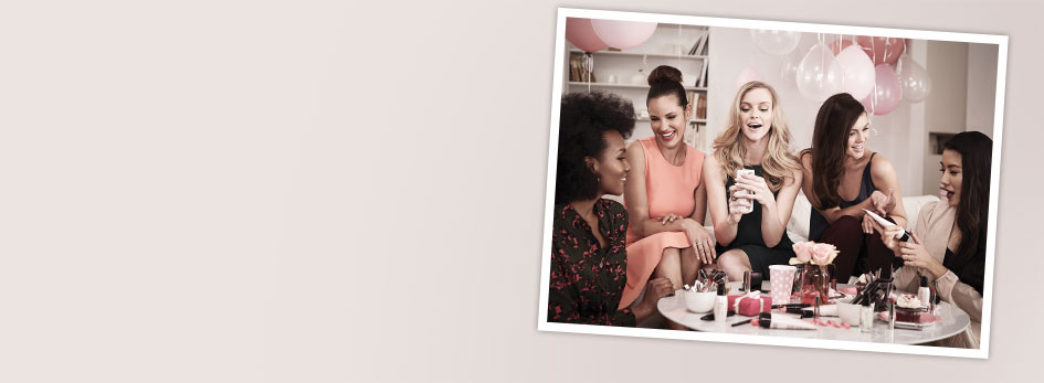 Host a Mary Kay party and you could earn free Mary Kay products while you hang out with friends.