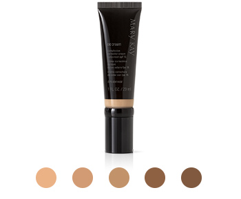 Find your perfect shade of Mary Kay CC Cream Sunscreen SPF 15 here.