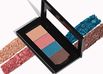 Radiate Confidence quad eyeshadow palette from the Mary Kay Fall Winter Trend Confidently Hue.